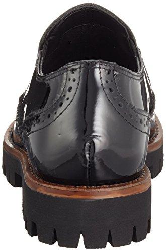 Patent Tozzi Marco Mocassins Premio Black Noir 24728 Femme 018 R0qzxTR