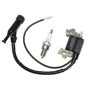 new pack of ignition coil spark plug for. Black Bedroom Furniture Sets. Home Design Ideas