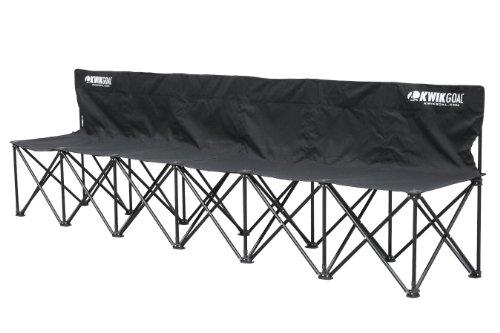 Kwik Goal 9b906 6 Seat Kwik Bench Import It All