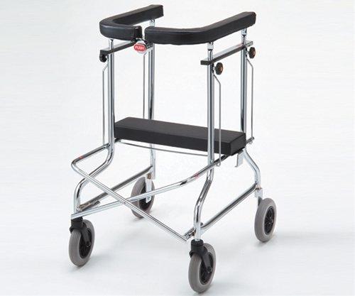 歩行補助器(アルコーSH型折りたたみ式) SH型ブレーキなし B005LV81A4