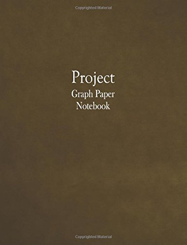 Download Project Graph Paper Notebook: 1 Inch Octagonal Graph Ruled ebook
