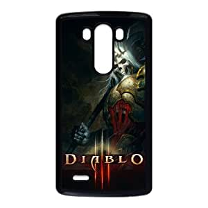 Diablo For LG G3 Cases Cover Cell Phone Cases STP357016