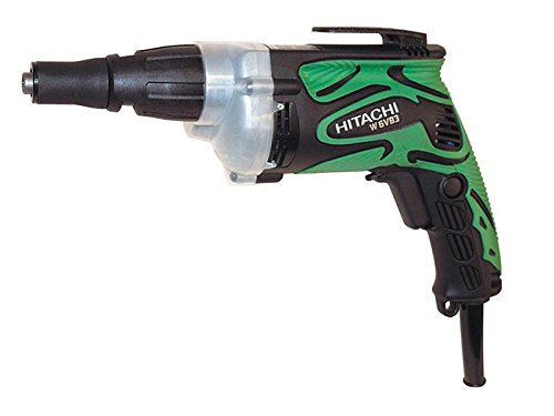 Screwdriver/Nut-runner, 6.6 Amp, w/ hex socket, VSR, 2,600 Rpm