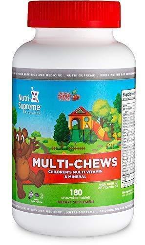 multi chews complete daily multivitamin
