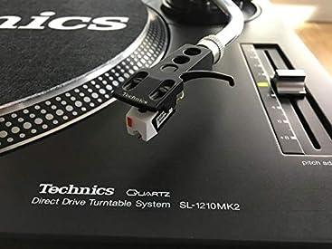 Technics SL-1210MK2XG - Tocadiscos (16 W, Negro, 12.5 kg)