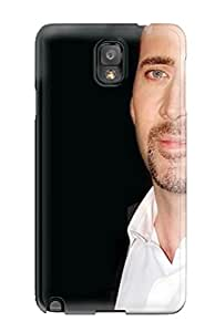 8464426K41963370 Perfect Tpu Case For Galaxy Note 3/ Anti-scratch Protector Case (nicolas Cage)