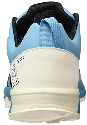 Chaussures TR adidas Femme Aqua W Kanadia GTX Blue Black Core de 7 Clear Multicolore Trail Vapour nwnEqAxU4C