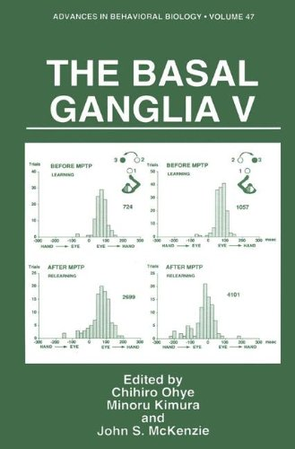 The Basal Ganglia V: Proceeding of the 5th Triennil Meeting Held Nemuno-Sato, Japan_may 1995