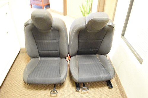 - 12 13 14 15 CHEVY CAMARO DRIVER AND PASSENGER SEAT SET CLOTH