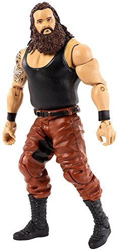 WWE Basic Braun Strowman Figure Series 68 A by Wright Away