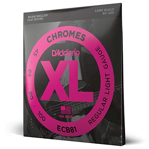 daddario chromes extra light - 2