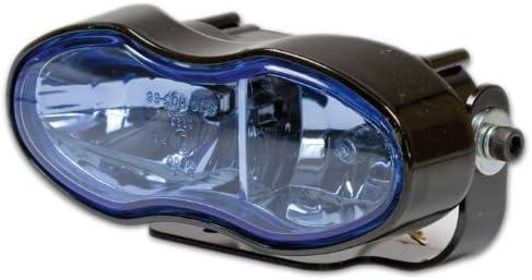 Motorrad Doppel Scheinwerfer Fern Und Nebelscheinwerfer 2 X H3 12v 55w E Geprüft Auto