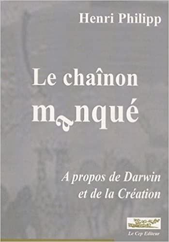 Livre Le chainon manque pdf epub