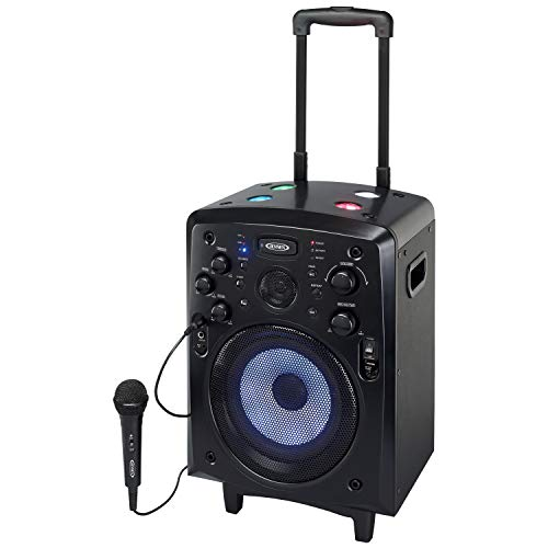 JENSEN SMPS-900 Portable Bluetooth Tailgate/Trolley Speaker ()