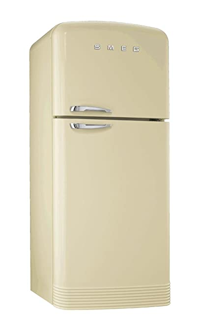 Smeg FAB50P Independiente 469L A+ Crema de color nevera y ...