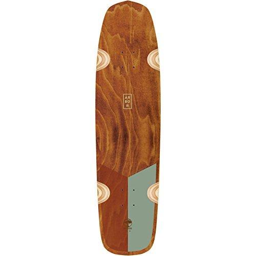 (Arbor Foundation Premium Hybrid Longboard Deck -9.13x36 DECK)