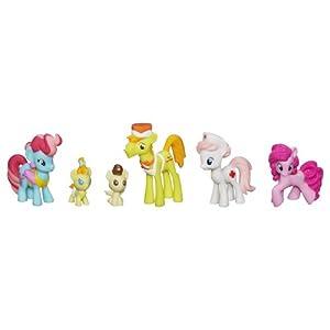 My Little Pony Cake Family Babysitting Set