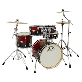Drum Craft Series 5 Jazz Drum Set 4