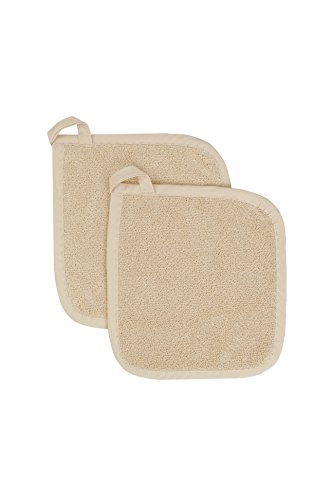 ritz-royale-collection-cotton-terry-pot-holder-hot-pad-set-latte-2-piece