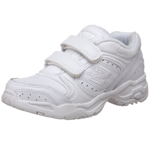 New Balance 623 H&L Sneaker (Little Kid),White-AW,2.5 M US Little Kid