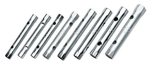 GEDORE Doppelsteckschlüssel-Satz 6-22 mm, KD 26 R-8