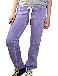 Women's Cuffed Crystal Lounge Yoga Jogger Sweatpant