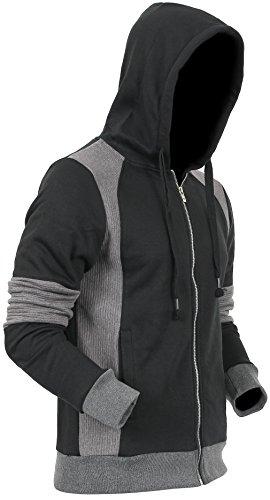 Zipper Fleece Sweatshirt - 9