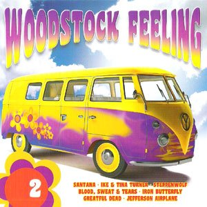 Woodstock Feeling 2 (Cd Compilation, 14 Tracks)
