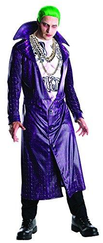 Rubie's Men's Suicide Squad Deluxe Joker Costume, Multi, X-Large