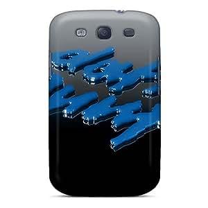 Samsung Galaxy S3 LgX17676TSFz Unique Design Nice Daft Punk Band Series Shockproof Hard Cell-phone Case -ErleneRobinson