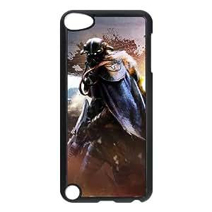 iPod Touch 5 Case Black Destiny E8H3FQ