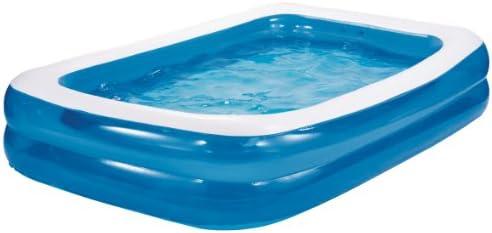 Friedola 12226 - Piscina Hinchable en Color Azul, 300 x 175 x 50 cm: Amazon.es: Jardín