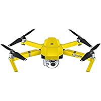 DJI Mavic Pro Seamless Coverage Wrap Protective Skin 3M Car Film Stickers RC Quadcopter Drone Matte Yellow