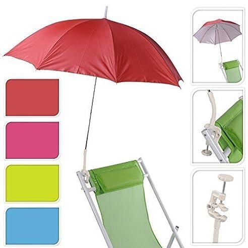 Garten Terrasse Balkon Strand Deck Stuhl Aufklammern Schraube Klammer  Regenschirm Sonnenschirm UV Schutz Sonnenschirm Regenschirm