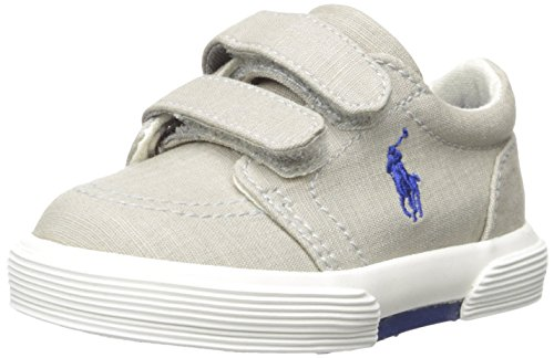 Pictures of Polo Ralph Lauren Kids Boys' FAXONIIEZ GY Grey/Royal 1