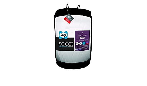 13.5 Tog Sealy Select Response Duvet Double