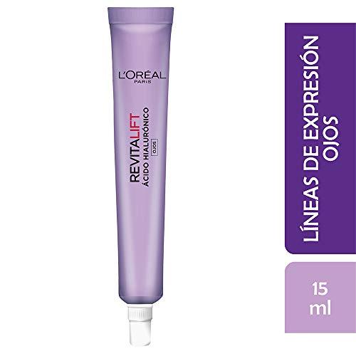 L'Oreal Paris Crema para Ojos Anti Arrugas, 15 ml