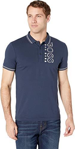 BOSS Orange Men's Paule Pro Navy ()