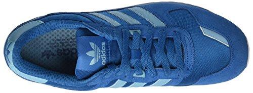 adidas Unisex-Erwachsene ZX 700 Low-Top Blau (Utility Blue/Vapour Blue/Ftwr White)