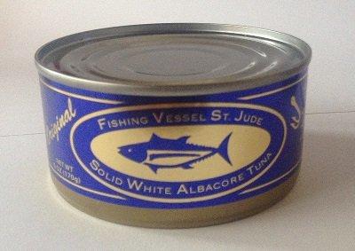 St. Jude Albacore Tuna, Original 12 pack 6 oz. cans