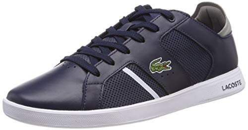 Blanc Lacoste Homme Sport Chaussures 37sma0037 AwwI84qC