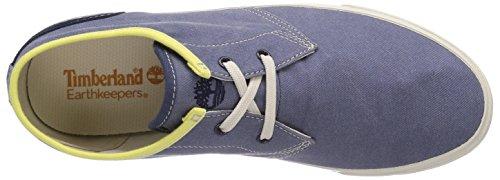 Hookset grigio Ftm Uomo canvas Sneaker Ek Camp Grigio grigio Chukka Timberland 5xvqZv
