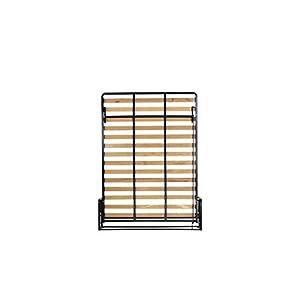 Wallbedking - Letti verticali a parete (letto classico Murphy, letto estraibile, letto a scomparsa, letto nascosto… 7 spesavip