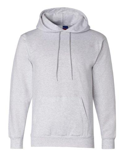 - Champion Men's Double Dry Eco Hooded Pullover Fleece
