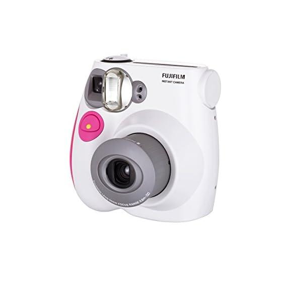 RetinaPix Fujifilm Instax Mini 7s Instant Film Camera (Pink)