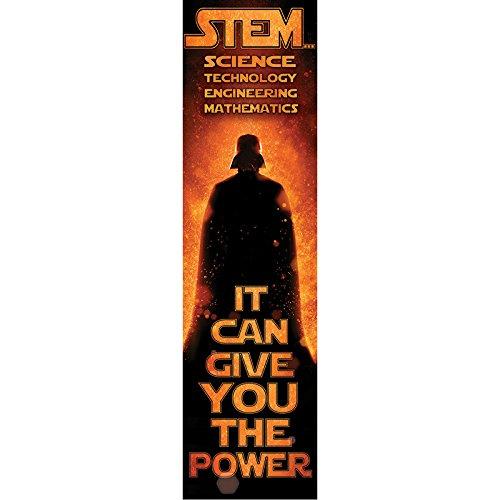 Eureka Star Wars Give You Power Banner, Vertical (849276)