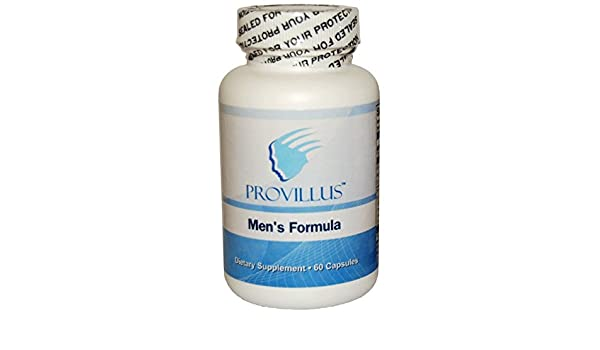Provillus Hair Support For Men Capsules One Month Supply Amazon