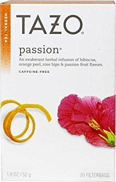 Tazo Herbal Tea Passion -- 20 Tea Bags - 2 ()