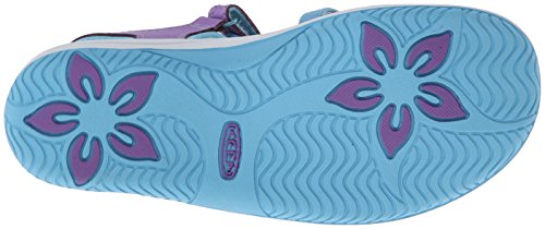 Keen Harper Children capri breeze/hot coral - grotto