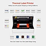 Phomemo Label Printer- 4''×6'' Label Printer- High Speed Printing at 150mm/s PM-246 Thermal Printer, Compatible with UPS WorldShip, Amazon, Ebay, Etsy, Shopify,etc